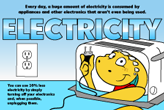 Save Electricity Section