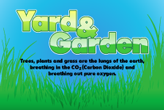 Yard & Garden Section