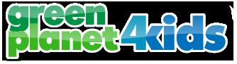 Green Planet For Kids Logo