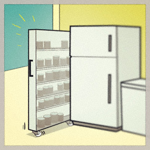 Clever Home Storage Ideas | Green Planet 4 Kids